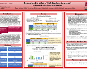 Comparing the Value of High vs Low Touch In-Home PC Models - Poster Image