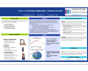 Focus + Community Collaboration = Explosive Growth - Poster Image