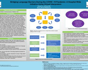 Bridging Language Barriers During the COVID-19 Pandemic - Poster Image