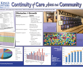 Continuity of Care Across Our Community - Poster Image