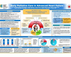 Early Palliative Care in Advanced Heart Failure - Poster Image