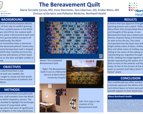 The Bereavement Quilt - Poster Image