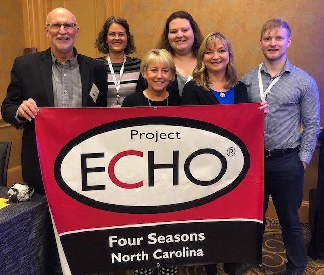 Project ECHO Team - Four Seasons North Carolina