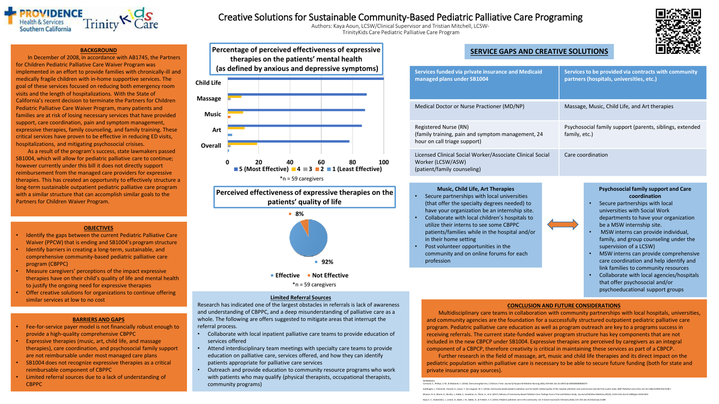 What Training do Hospice and Palliative Medicine Pediatricians Have?