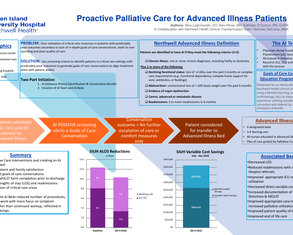 Proactive Palliative Care for Advanced Illness Patients - Poster Image