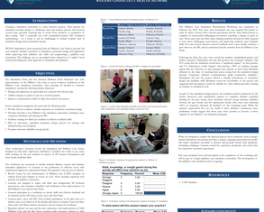 Innovations in Simulation Curriculum Design: The Palliative Care Simulation Development Workshop - Poster Image