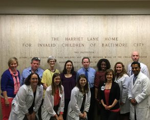 Team Wellness and Education with Johns Hopkins Medicine - Podcast Image