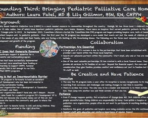 Rounding Third: Bringing Pediatric Palliative Care Home - Poster Image